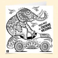 Enorme - Eléphant - C.Pottier